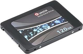 """QUMOX 120GB SSD Solid State Drive SATAIII 2,5""""7mm R: 500MB / s W: 370MB / s"""