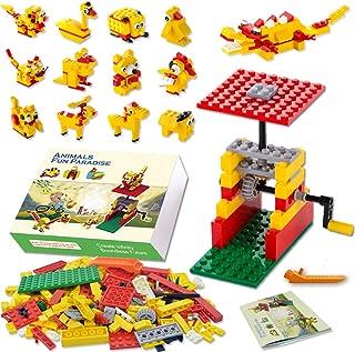 Adracwaro Building Blocks 244pcs Set to Create Funny...