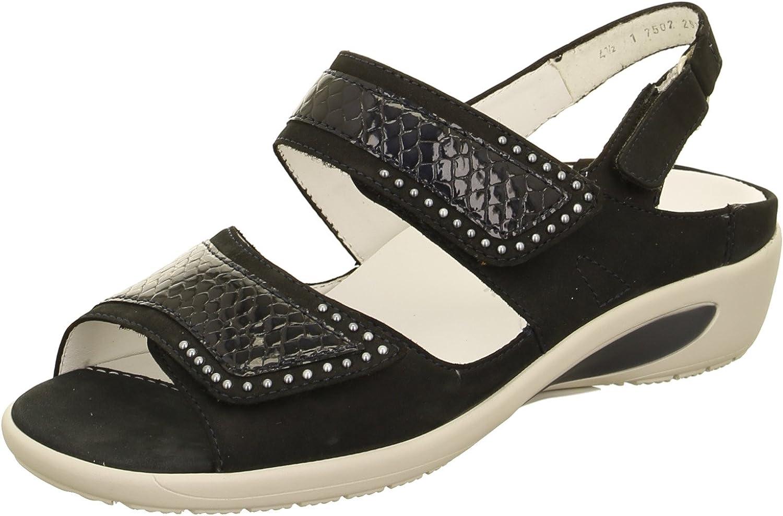 ARA Damen Damen Sandaletten Como 12-37502-02 blau 428082  machen Rabattaktivitäten