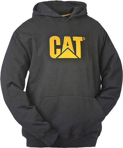 Caterpillar - Sweat-shirt à capuche - Homme noir Noir m