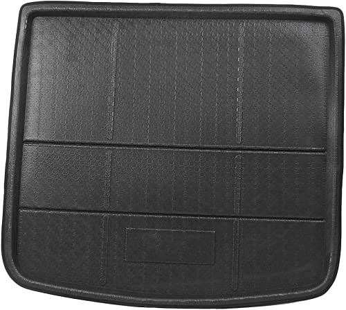 lowest Mallofusa Cargo Liner Rear Cargo Tray Trunk Floor Mat Compatible high quality for Ford Edge online sale 2015 2016 2017 2018 Black sale
