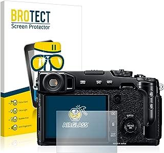 6x protector de pantalla para Fujifilm x-pro2 lámina protectora claro lámina protector de pantalla