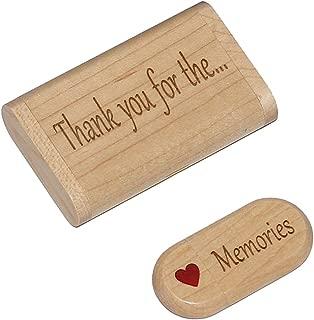 Wood 16gb Flash Drive Gift with Display Box