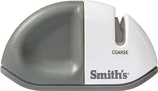 Smiths AC51001 EdgeGrip - Afilador de un solo paso, plástico, Multicolor