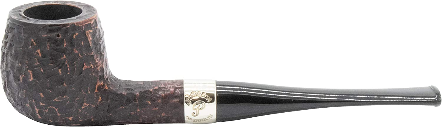 Peterson Special price for a limited time Donegal Regular dealer Rocky 86 Tobacco Fishtail Pipe