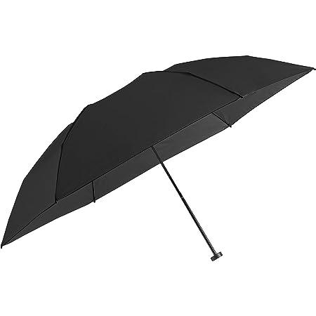 【BLKP】 パール金属 折りたたみ 傘 限定 ブラック 100cm 超軽量 100g 手動開閉 6本骨 BLKP 黒 N-7546