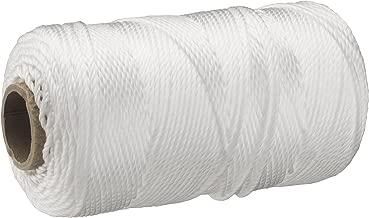 2,4 mm Trimmer Nylonschnur Linie Rund Weiß 90m Hochleistungs Rund Freischneider