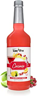 Jordan's Skinny Mixes Cosmo, Sugar Free Cocktail Flavoring Mix, 32 Ounce Bottle
