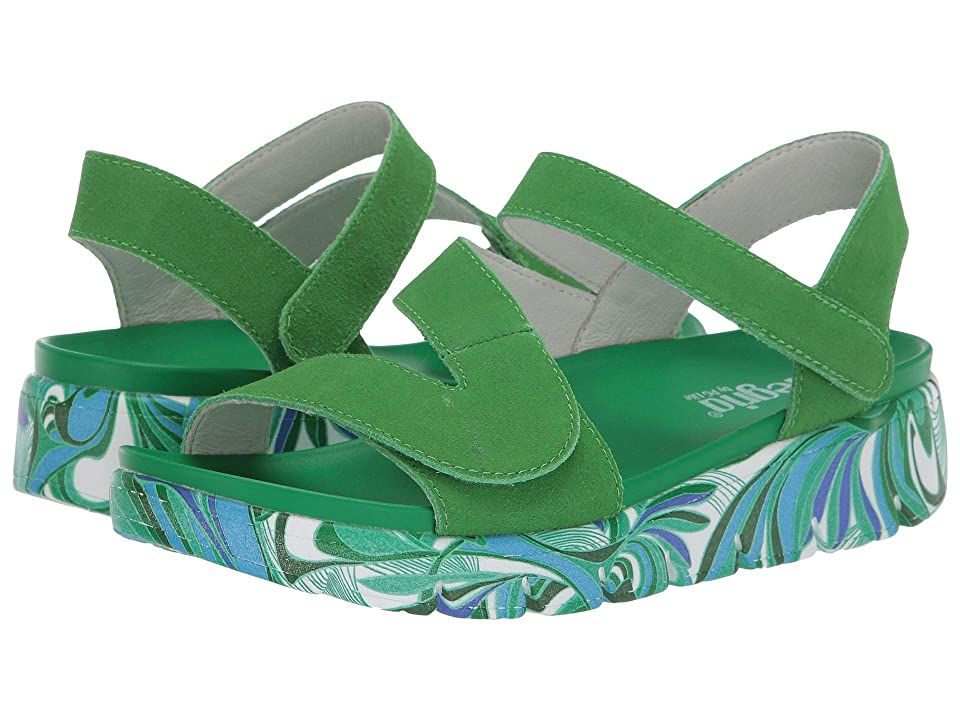 Image of Alegria Anah (I Got You Green) Women's Shoes