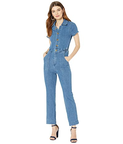 Show Me Your Mumu Emery Jumpsuit (French Blue) Women