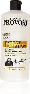 Franck Provost Expert Nutrition Balsamo Professionale per Capelli Secchi Sciupati, 750 ml