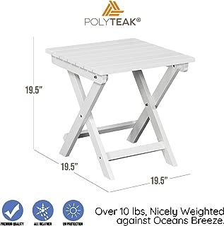 Best folding plastic side table Reviews