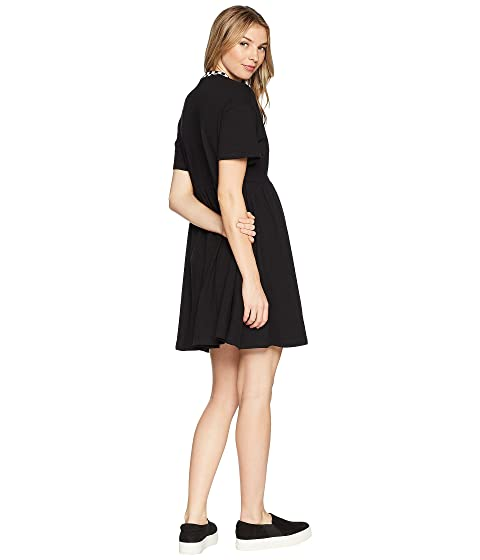 Vestido You Negro Bad For Vans 6x8tS