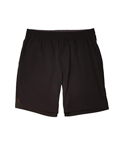 Rhone 9 Mako Shorts Unlined (Black) Men