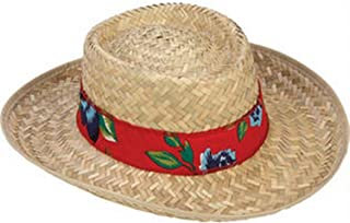 floral hat band