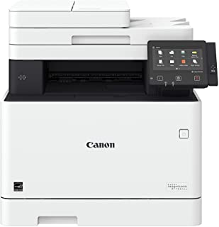 Canon Color imageCLASS MF733Cdw - All in One, Wireless, Duplex Laser Printer (Comes with 3 Year Limited Warranty), Amazon Dash Replenishment Ready