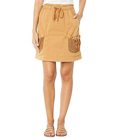 XCVI Langford Pencil Skirt in Brio Poplin
