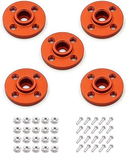 Tactic TSX45 Red Aluminum 25T Servo Horn