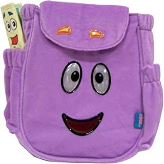 Dora the Explorer Plush Backpack Bag with Map
