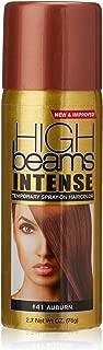 High Ridge High beams intense temporary spray on hair color, auburn, 2.7 ounce, 2.7 Fl Oz