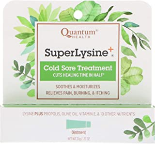 Super Lysine Plus Cream Quantum 0.75 oz Cream