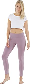 YOIQI Yoga Leggings High Bio Baumwolle Öko Fairtrade Pants bei amazon kaufen