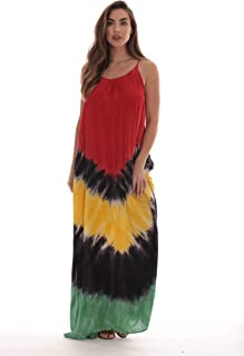 22c47840c8b Amazon.com  Tie Dye - Dresses   Clothing  Clothing