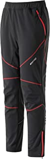 Men's Snowboarding Pants Waterproof Ski Hiking Softshell Trousers