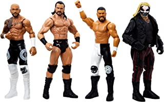 WWE WrestleMania Action Figures, 6-in / 15.24-cm Collectible for Ages 6 Years & Older GVJ74