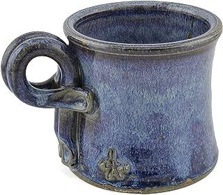 Anthony Stoneware 12-ounce Mug, French Blue