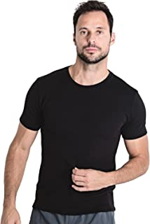 OLIVERS Apparel, Mens Athletic Merino Wool Tech Mesh Terminal T-Shirt