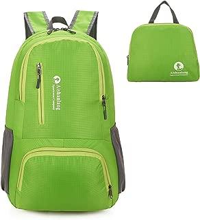 30L Packable Backpack Ultra Lightweight Hiking Daypack Foldable Travel Rucksack