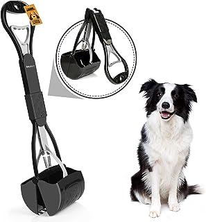 Balhvit Non-Breakable Pet Pooper Scooper for Dogs,...