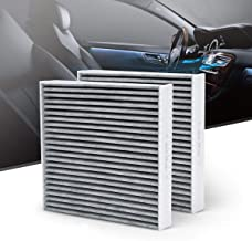 KAFEEK Cabin Air Filter Fits CF10285/87139-02090/87139-06040/87139-07010/87139-50060,Replacement for Toyota/Lexus/Scion/Subaru, includes Activated Carbon (2-Pack)