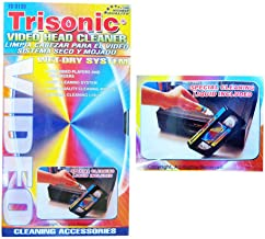 Details about VHS VCR VIDEO HEAD CLEANER PLAYERS RECORDERS WET DRY SYSTEM CLEANING LIQUID NEW