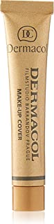Dermacol Make-up Cover - Waterproof Hypoallergenic Foundation 30g 100% Original Guaranteed from Authorized Stockists (215)