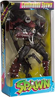 McFarlane Toys Commando Spawn Collectible Action Figure