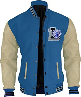 13 reasons why letterman jacket