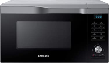 Samsung Microondas Embalaje de comercio electrónico. plata