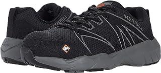 حذاء Mrell Fullbench 55 من خليط معدني, (أسود), 35.5 EU