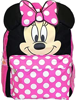 8961aaeafa Amazon.com  Minnie Mouse - Backpacks   Lunch Boxes   Kids  Furniture ...