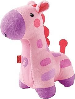 Fisher-Price Soothe & Glow Giraffe, Pink