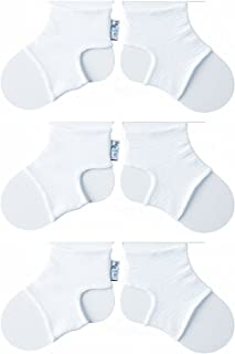 Sock Ons Clever Little Things That Keep Baby Socks On! 3 Pack