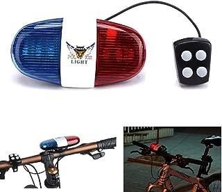bike siren police