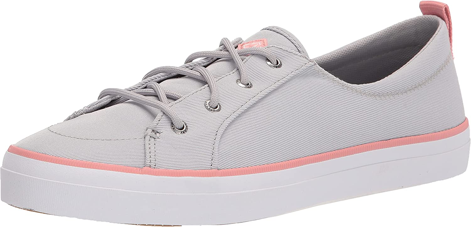 Sperry Women's Crest Vibe Seacycled Sneaker