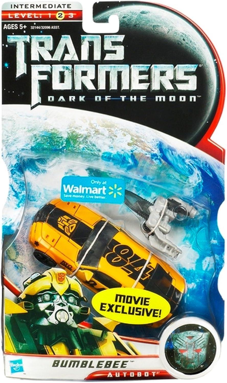 Transformers 3 Dark of The Moon Exclusive Deluxe Action Figure Bumblebee (japan import)