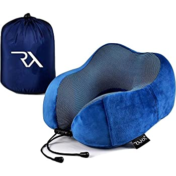 Invool Travel Pillow, Memory Foam U