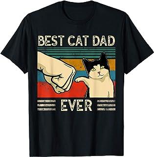 Le meilleur papa chat de tous les temps Funny Cat Daddy T-Shirt