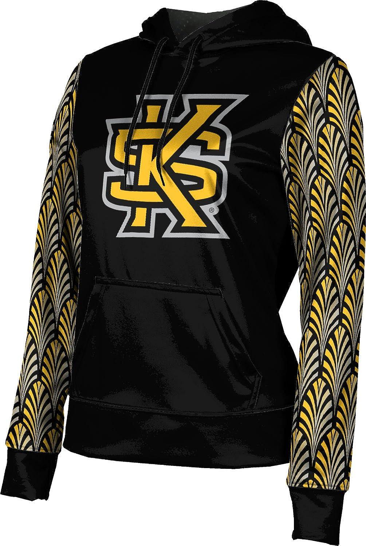 ProSphere Kennesaw State University Girls' Pullover Hoodie, School Spirit Sweatshirt (Deco)