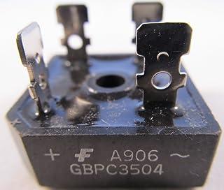 FAIRCHILD SEMICONDUCTOR - GBPC3504 - BRIDGE RECTIFIER, 1PH, 35A, 400V QC
